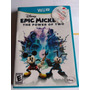 Epic Mickey 2 The Power Of Two  Wii U Nintendo