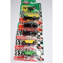 Taxi Mania, Set De 5 Vehiculos, Taxi Df 5- Nuevos