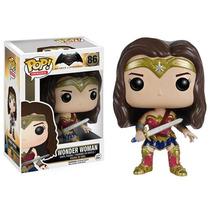 Funko Pop Wonder Woman Dawn Of Justice Batman Vs Superman
