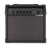 Amplificador Line 6 Spider V 20 Watts Guitarra Envio Gratis