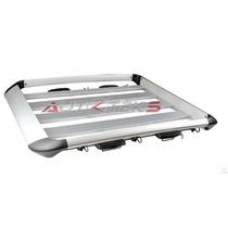 Canastilla Porta Equipaje 139x99 Llave Seguridad Aluminio