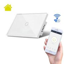Apagador Inteligente Wifi Touch 1 Alexa Google Home Sonoff