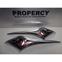 Emblema De Kawasaki Vulcan 2000 Par Nuevos