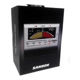 Afinador Metrónomo Marca Samson Modelo Cm40 Profesional.mn4