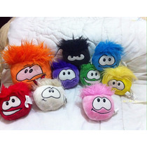 Disney, Club Penguin 9 Puffles De Colores