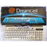 Teclado Dreamcast Sega Dreamcast Teclado En Caja.