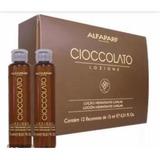 Alfaparf Ampolletas Hidratantes Chocolate