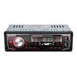 Autoestereo Vak 6295 Multimedia Doble Usb Y Sd Mp3 Id3 Wma