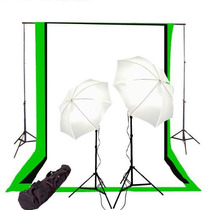 Kit De Iluminacion Profesional Fotografia Video Estudio Vbf