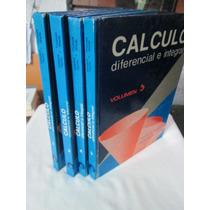 Cálculo Diferencial E Integral 4 Tomos - Taylor Wade