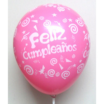 Globo Feliz Cumpleaños #12 Decoracion Mimi Frozen Cards