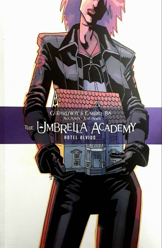 The Umbrella Academy Vol. 3 Hotel Olvido