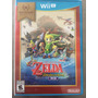 The Legend Of Zelda The Windwaker Hd Nintendo Wii U Nuevo