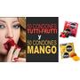 Condones Prudence® Mango Y Tutifrutti Con 100 Pzas