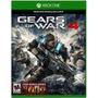 Gears Of War 4 Xbox One Fisico Nuevo