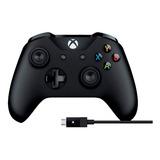 Control Inalambrico Xbox One Microsoft Negro Bluetooth Nuevo