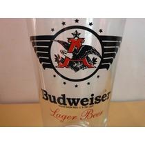 Vaso Cerveza Budweiser Lager Beer Edicion Retro Pint 1936