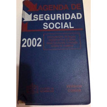 Agenda De Seguridad Social 2012