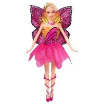 Barbie Mariposa Y La Princesa De Hadas Mariposa Muñeca