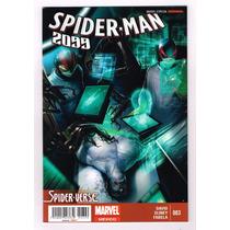 Spider-verse - Spiderman 2099 - 003 - Televisa