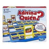 Adivina Quién Juego De Mesa Hasbro Original