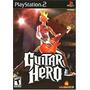 Ps2-playstation 2- Guitar Hero 1. Nuevo.