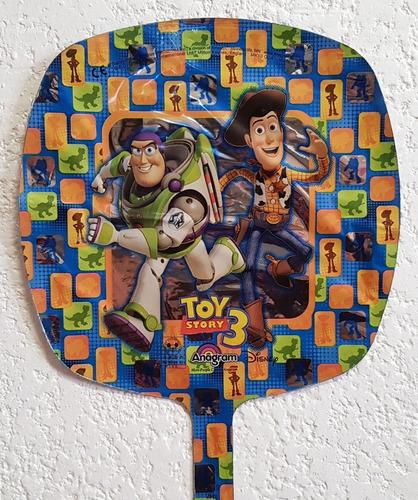 Toy Story Globos Fiestas 10 Metalicos 9 Pulgadas Decoracion