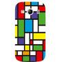 Funda Case Samsung Galaxy Ace 4 - Cubos 2