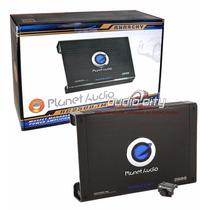Amplificador Planet Audio Ac2500.1m Monoblock P/ Subwoofer