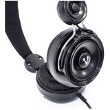 Audifonos Manos Libres Diadema Microfono Vorago Hp-205 Negro