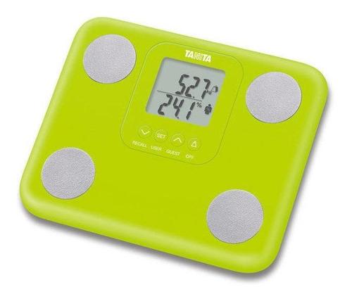Báscula Digital Tanita Bc-730 Verde
