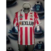 Jersey Chivas Aba Sport Reedición Local Superior 95/96