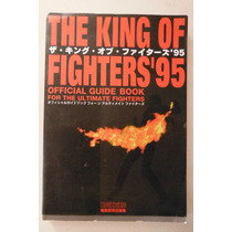Libro The King Of Fighters 95 Offical Game Guide Book Anime
