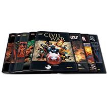 Comic Marvel Deluxe (antes Y Despúes De Civil War) Ed.panini