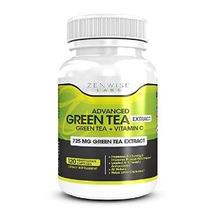 Suplemento Extracto De Té Verde - Descafeinado Y Píldoras Ve