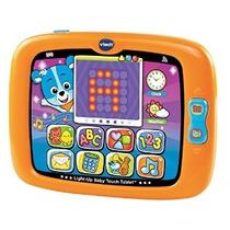 Vtech Light-up Baby Touch Tablet Naranja