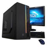 Xtreme Pc Gamer Amd Radeon R5 A10 8gb Ssd 240gb Monitor Wifi