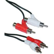Cablewholesale De Audio Rca A Caballo Por Cable 2 Rca Macho