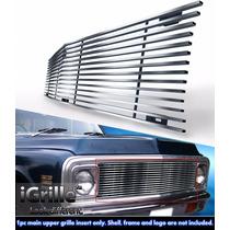 Parrilla Billet Chevrolet Pick Up 1969-1972