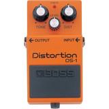 Boss Ds-1 Pedal De Distorsión Icónico Boss Para Guitarra