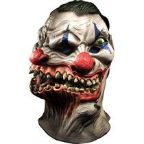 Mascara Payasos Siameses Diabólicos. Disfraz Halloween