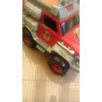 En Weels De Carro Tonka Bomberos Juego Coche Camión Hot Juguete m80yNnvwO