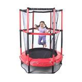 Trampolin Brincolin Para Niños Con Red Tamaño 140 Cm
