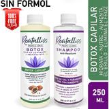 Botox Capilar Reconstrucción Hidratación Profunda Orgánico