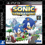 Sonic Generations Ps3 - Oferta Ps3 Mexico