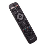 Control Remoto Philips Pantalla Smart Tv Original Netflix
