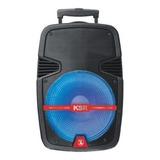 Bafle Amplificado 15 7500w Recargable Kaiser Microfono