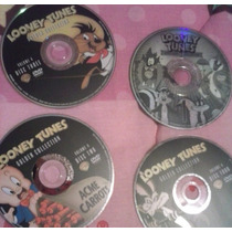 Discos De Caricaturas Originales Garfield,madagascar,looney