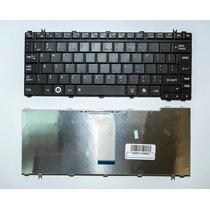 Teclado Toshiba Satellite A600 U400 A605 E205 T130 Negro