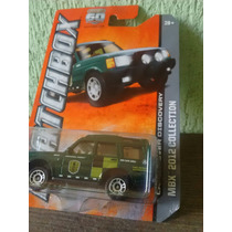 Matchbox Land Rover Discovery